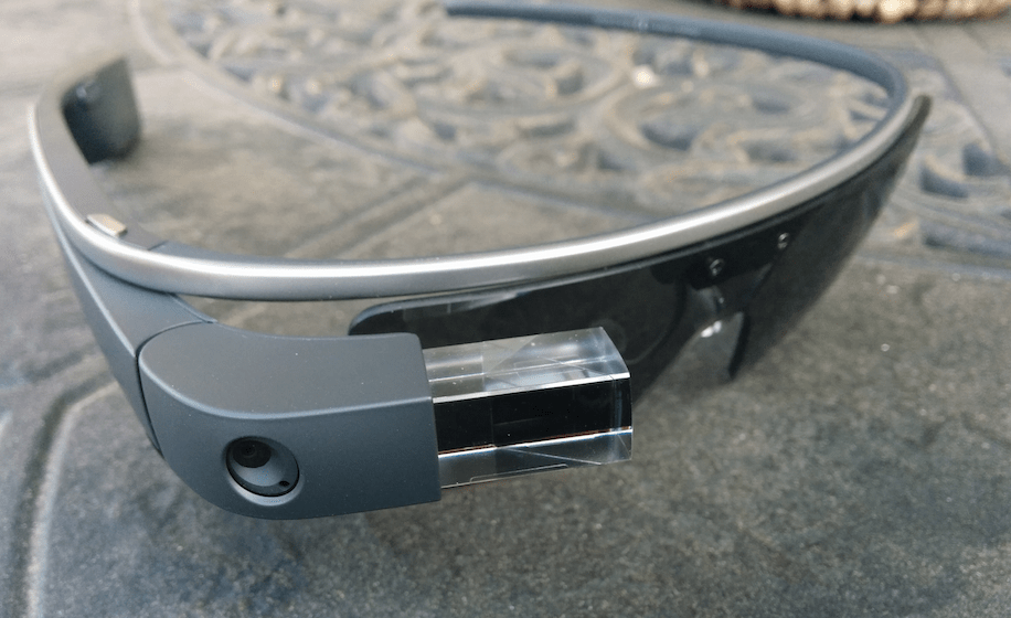 Google Glass Update ger MyGlass iPhone-app, YouTube, mer