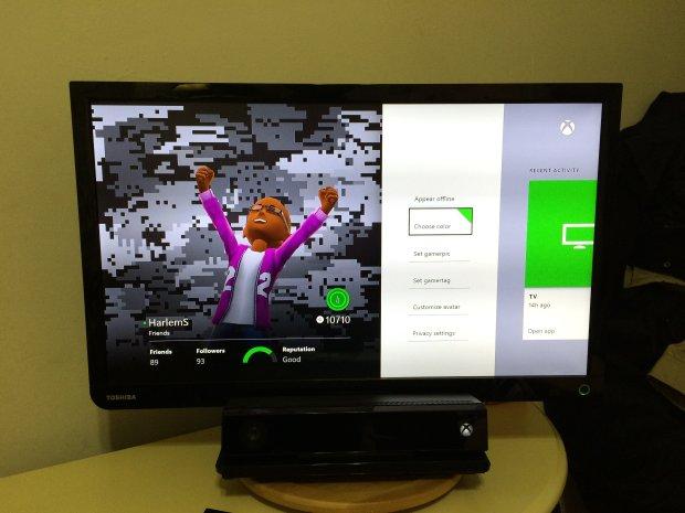 hur man anpassar Xbox One (17)
