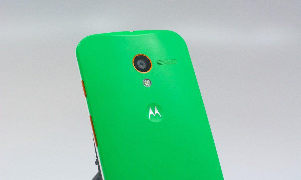 Moto X-funktioner förbättras med Google Play-uppdateringar