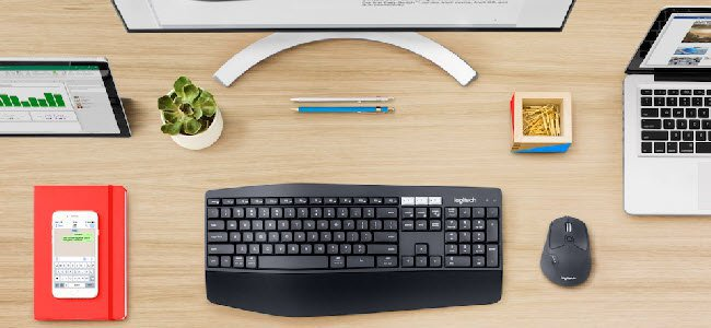 Logitech MK850 Performance Wireless Keyboard and Mouse Combo Review