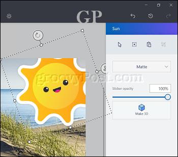 Kom igång med Paint 3D och Remix 3D i Windows 10 Creators Update