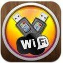 WiFi Disk Flash Drive