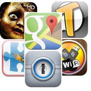 iPhone- och iPad-appar för din nya enhet