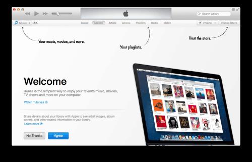 iTunes känns äntligen bra att använda