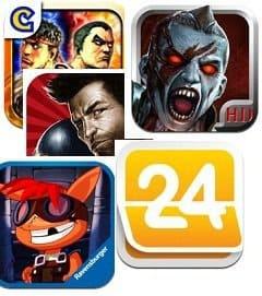 Det här veckorna populära gratis iOS-appar och spel