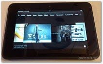 Amazon Kindle Fire HD 7 tums tablettgranskning