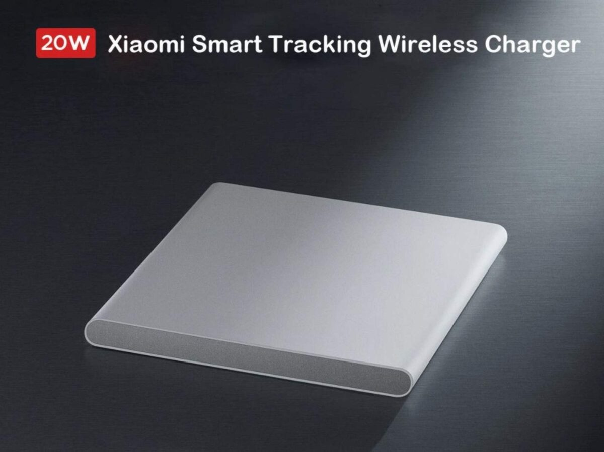 Xiaomi Mi Smart Tracking Charging Pad