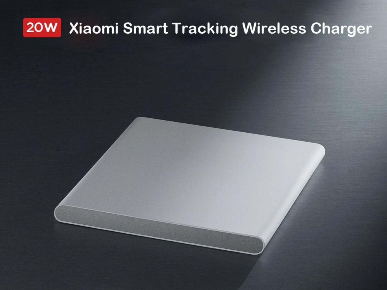 Xiaomi Mi Smart Tracking Charging Pad - Banggood
