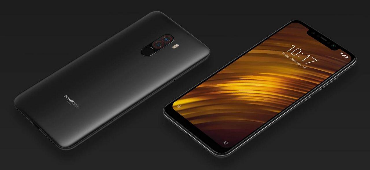 Xiaomi POCOPHONE F1 6/128 GB - Amazon