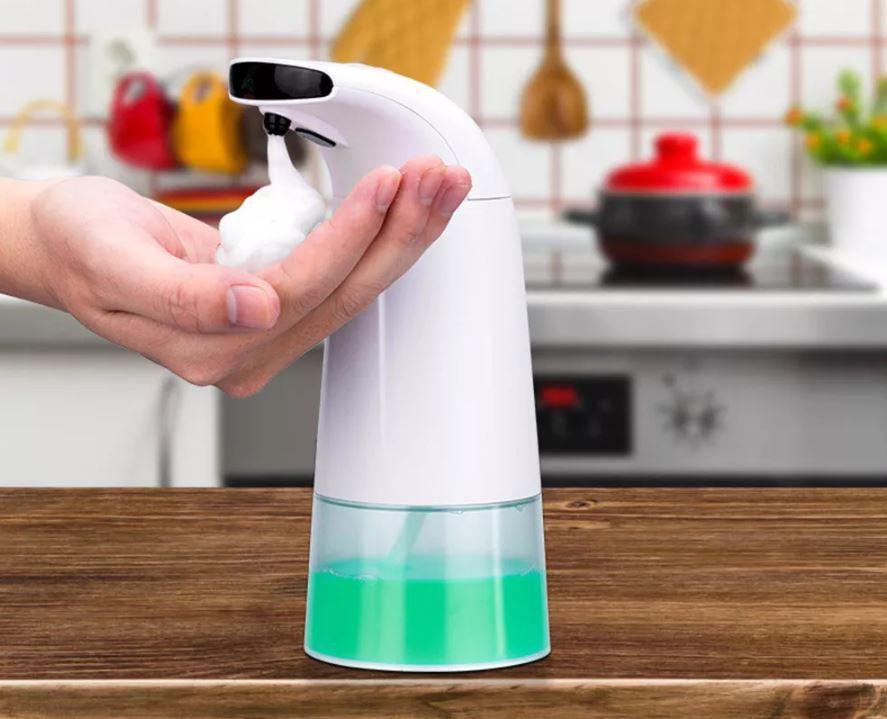Xiaomi Xiaowei Touchless Soap Dispenser - Banggood