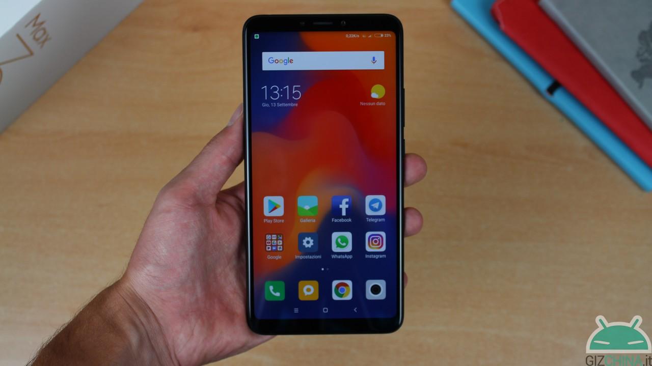 Xiaomi Mi Max 3 4/64 GB Global - Gearbest