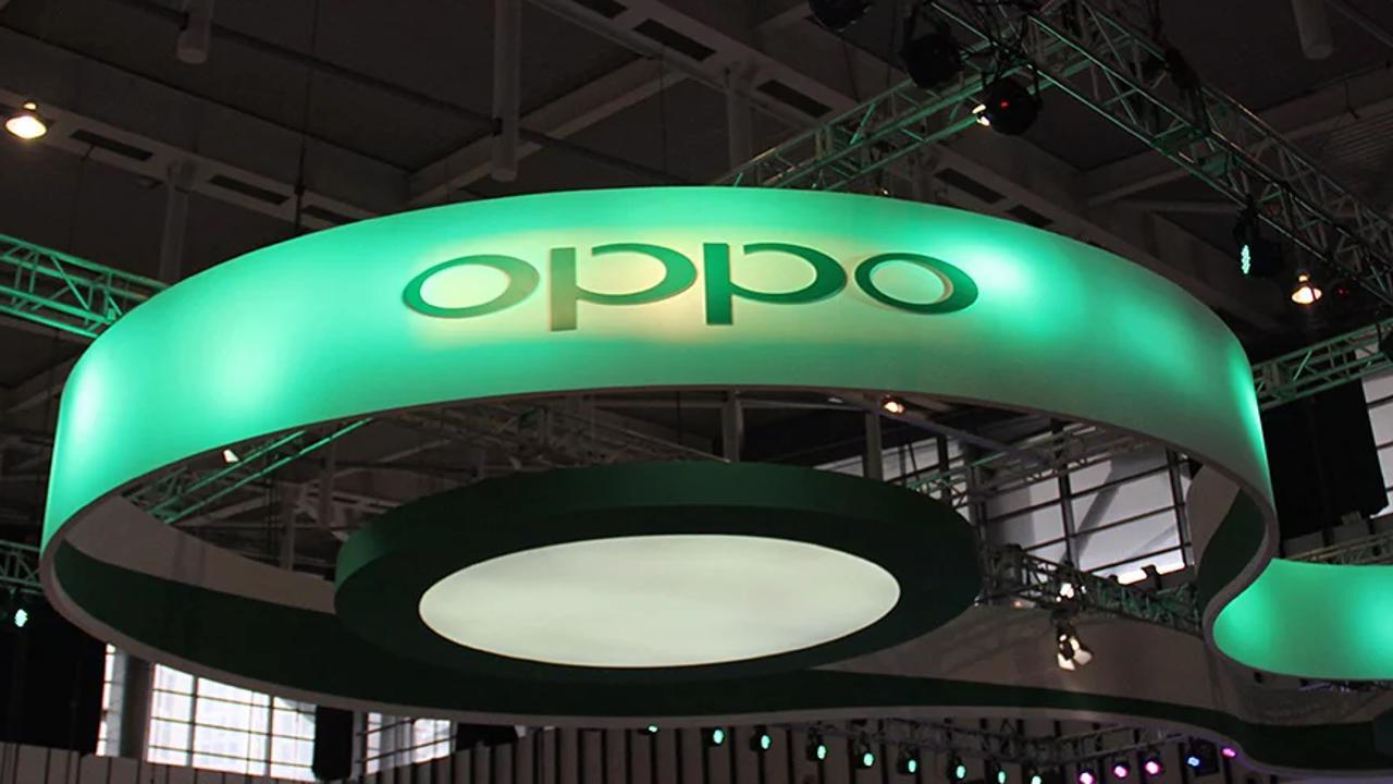OPPO-logotyp