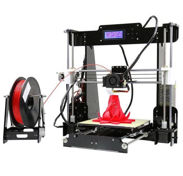 Anet A8 3D-skrivare - TomTop