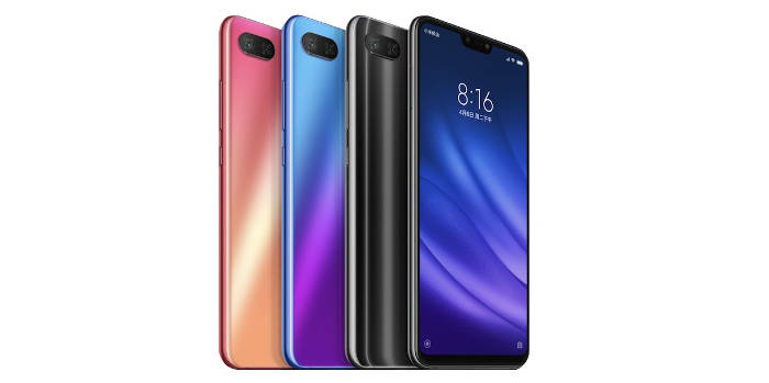Xiaomi Mi 8 Lite 6/128 GB Global - Banggood