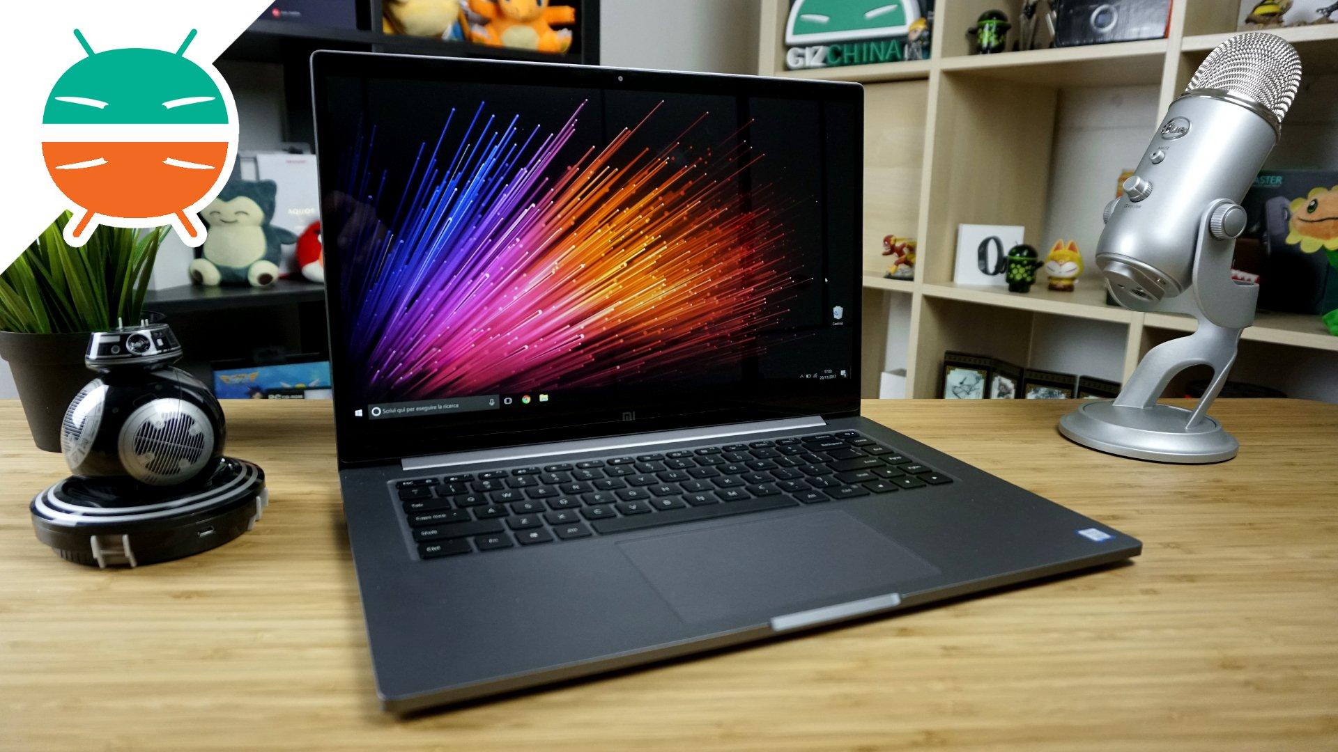 Xiaomi Mi Notebook Pro i7 16/256 GB GTX1050 - Banggood