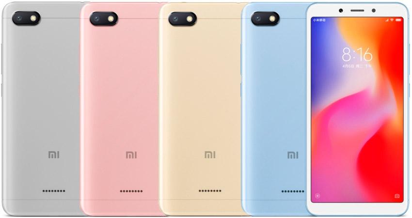 Xiaomi Redmi 6A 2/16 GB - Gearbest