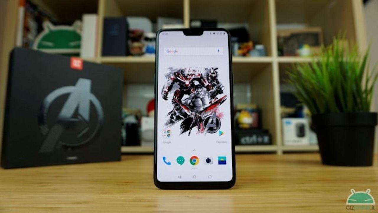 OnePlus 6 6/64 - Banggood