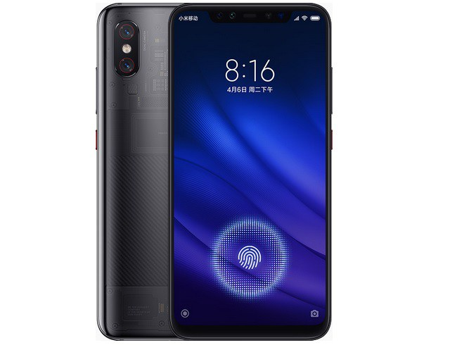 Xiaomi Mi 8 Pro 8/128 GB Global - Gearbest