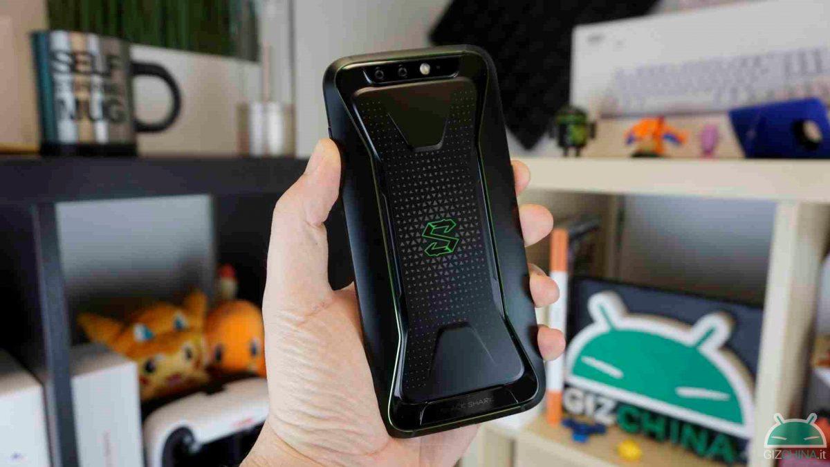Xiaomi Black Shark 8/128 GB - Gearbest