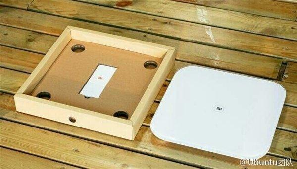 Xiaomi Smart Scale från Italien - Geekbuying