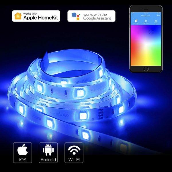 Koogeek LED Strip - Amazon