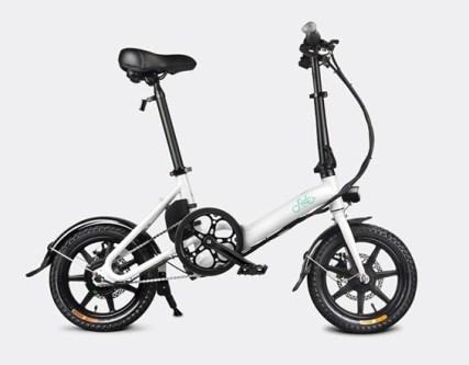 FIIDO D3 Elcykel - Gearbest