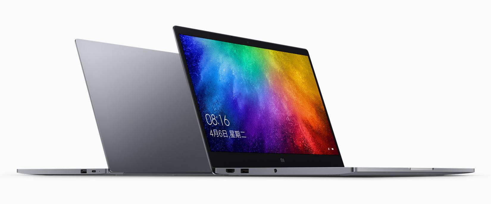 Xiaomi Mi Notebook Air 13.3 i5-8250U 8/256 GB - GearBest