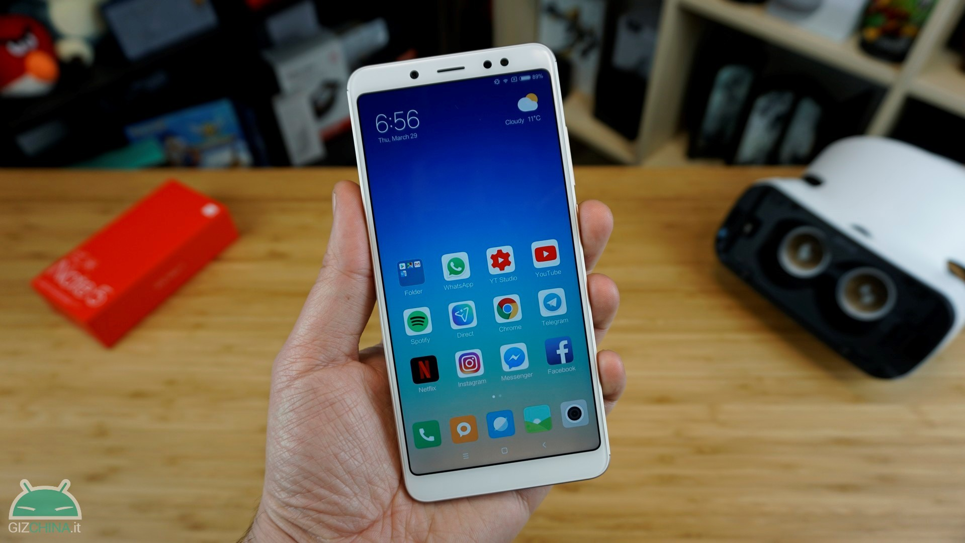 Xiaomi Redmi Note 5 4/64 GB - GearBest