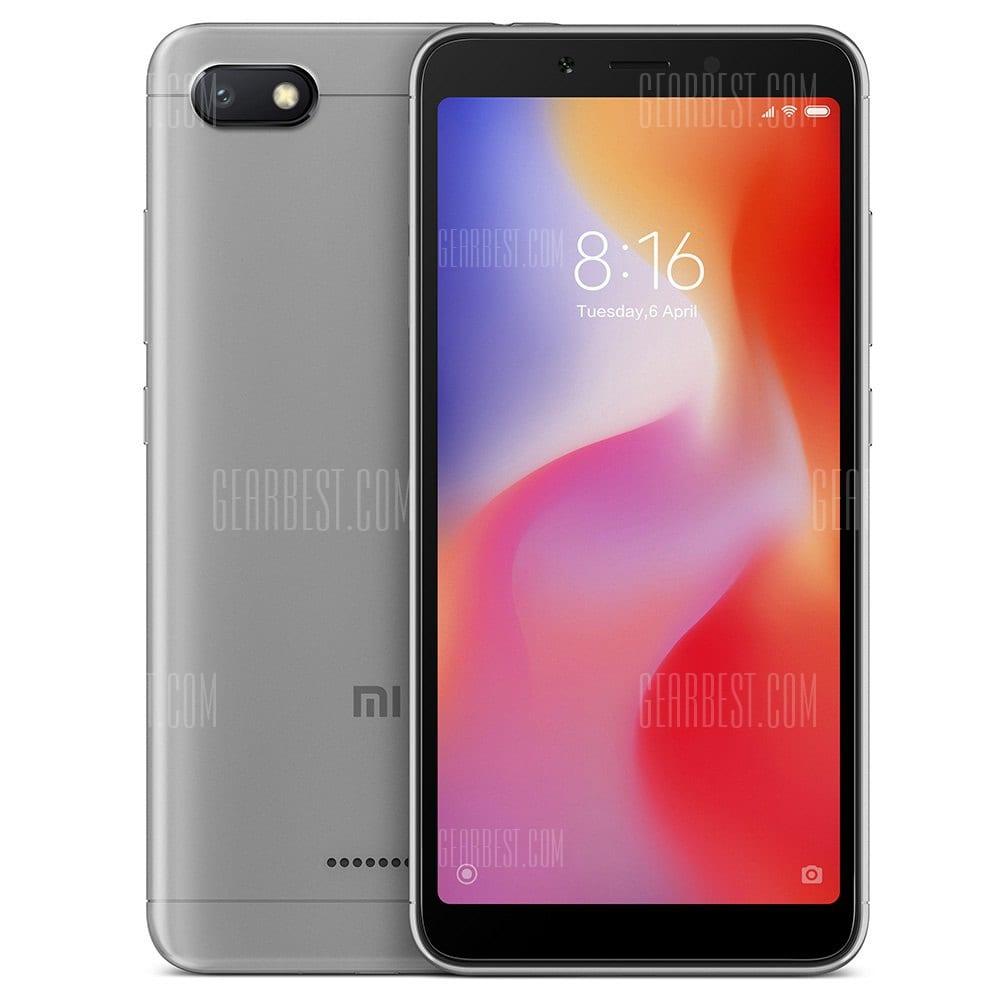 Xiaomi Redmi 6A - 2/32 GB - Gearbest