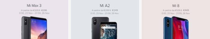 Xiaomi webbutik