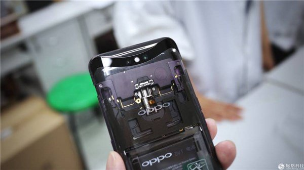 oppo hitta x produktionsprocess