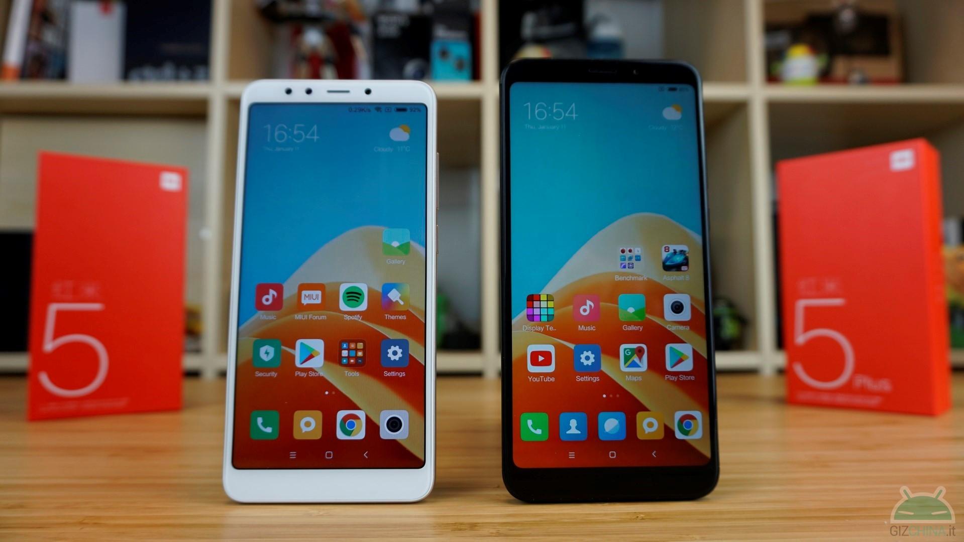 Xiaomi Redmi 5 Plus 4/64 GB Global - GearBest