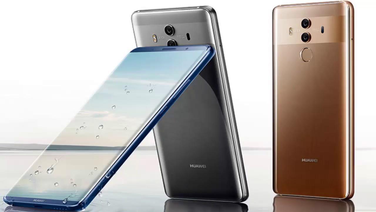 Huawei mate 20 Pro OLED-skärm