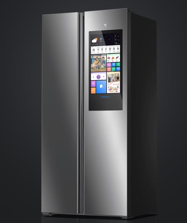 Xiaomi Yunmi 450L IoT kylskåp tjänsteman
