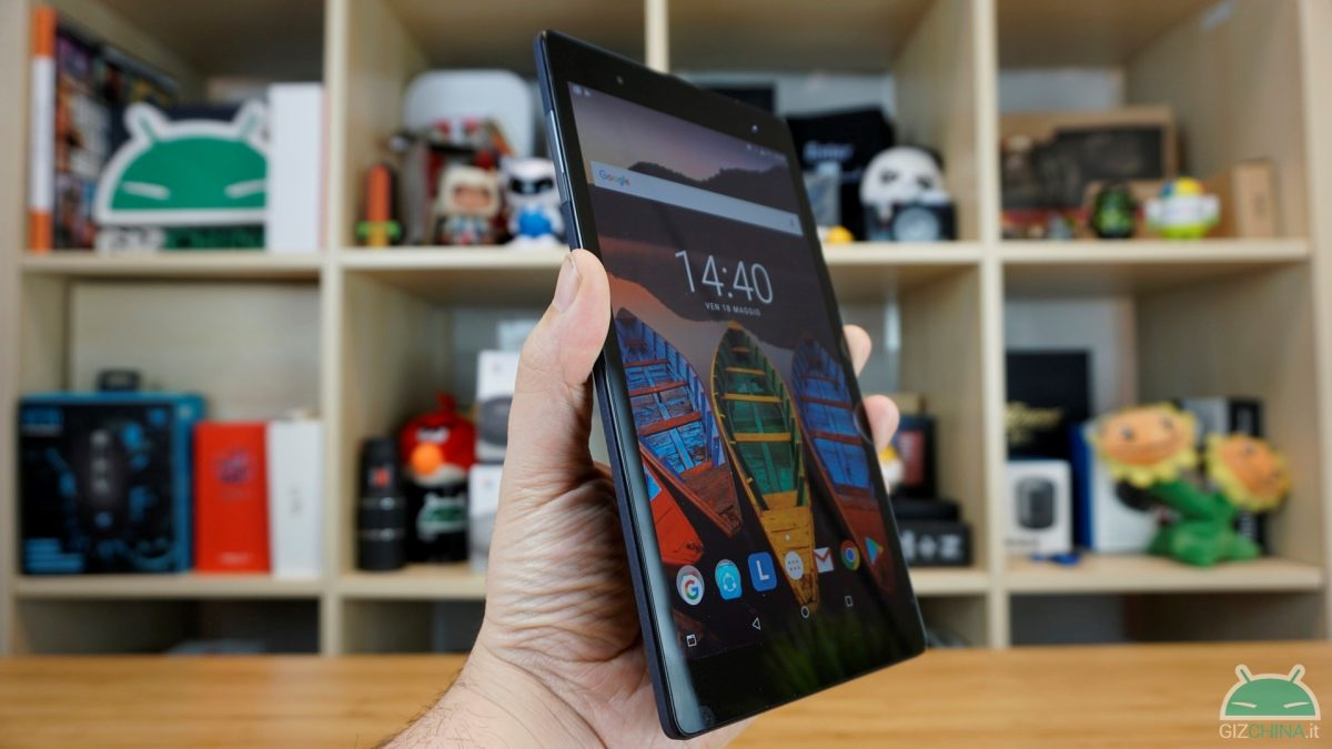 Lenovo P8 TAB3 8 Plus recension