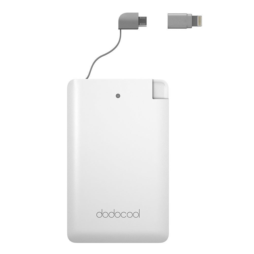 Power Bank 2500 mAh dodocool