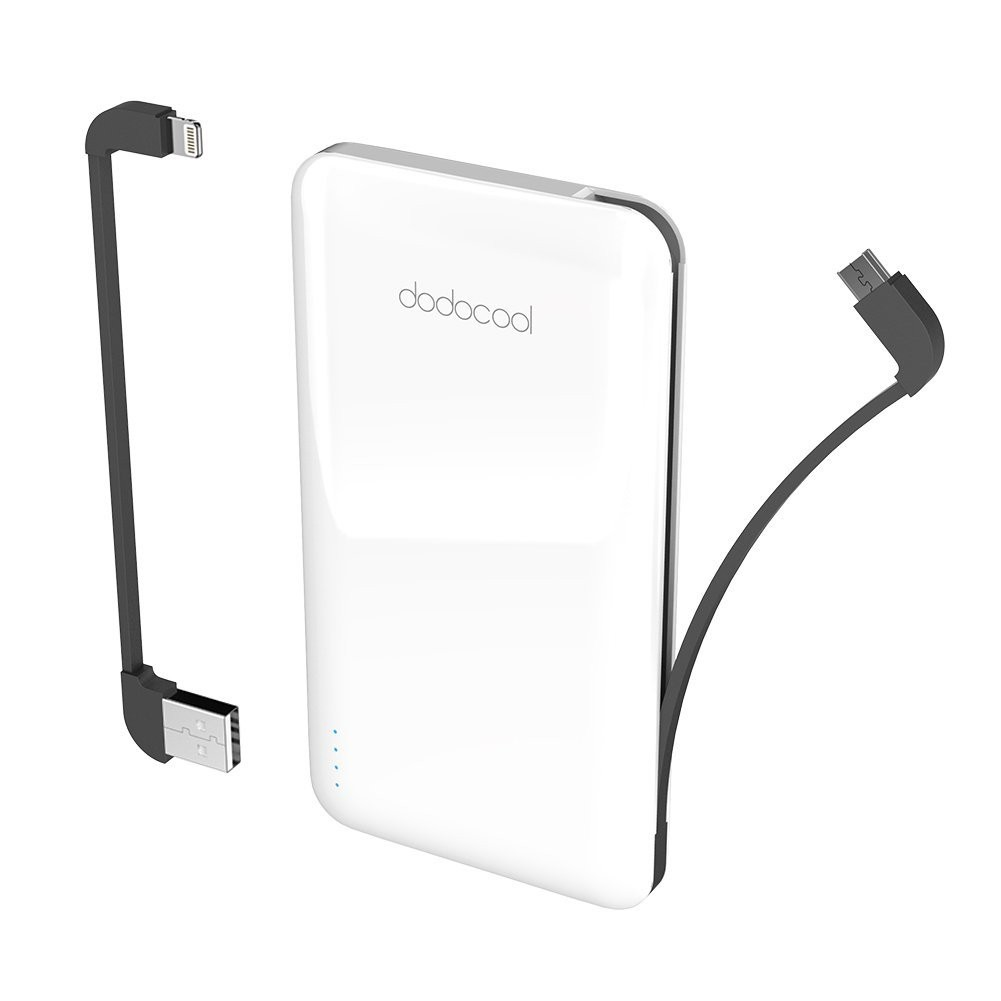 Power Bank 5000 mAh dodocool