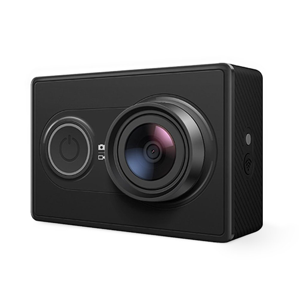 YI Action Camera med Selfie Kit
