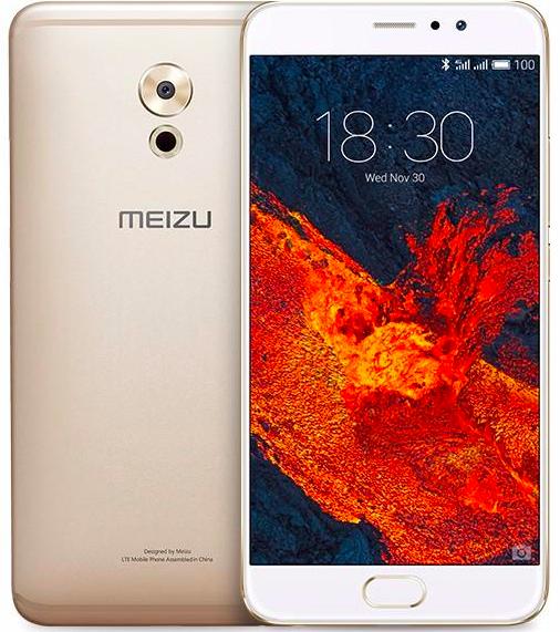 Meizu Pro 6 Plus - 4/64 GB - internationell version