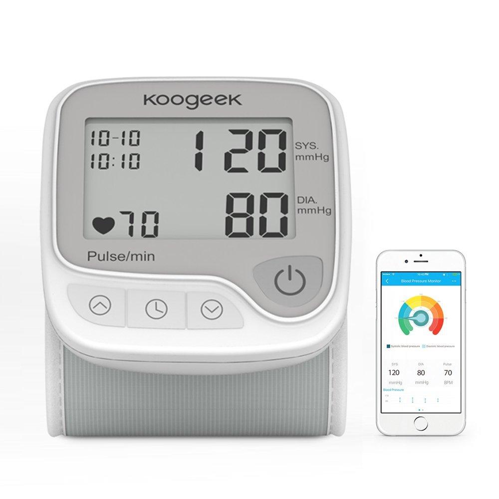 Koogeeks smarta blodtrycksmätare - Amazon