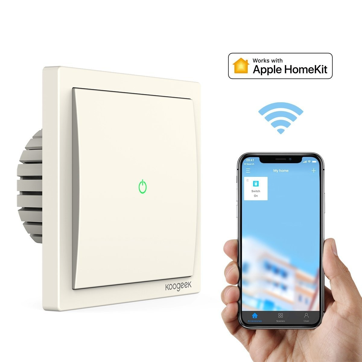 Koogeek Smart Light Switch
