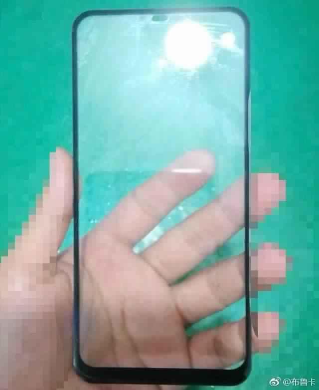 xiaomi-mi-max-3-frontpanel-läckage