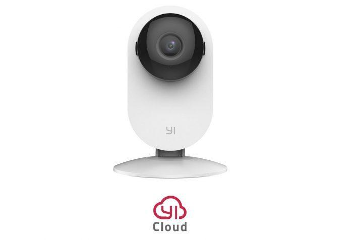 Yi Home Camera erbjuds på MINIMUM HISTORICAL på Amazon