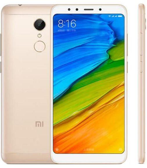 Xiaomi Redmi 5 (Guld)