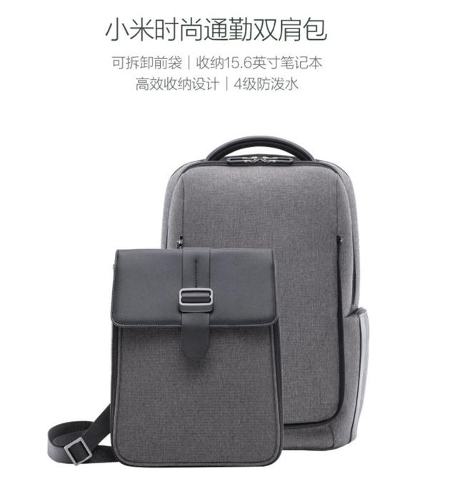 Xiaomi pendlar ryggsäck