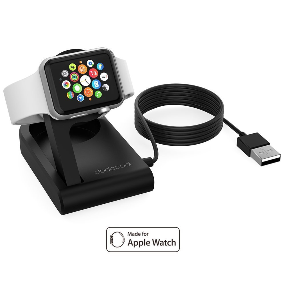 Laddningsbas (Apple Watch) dodocool - Amazon