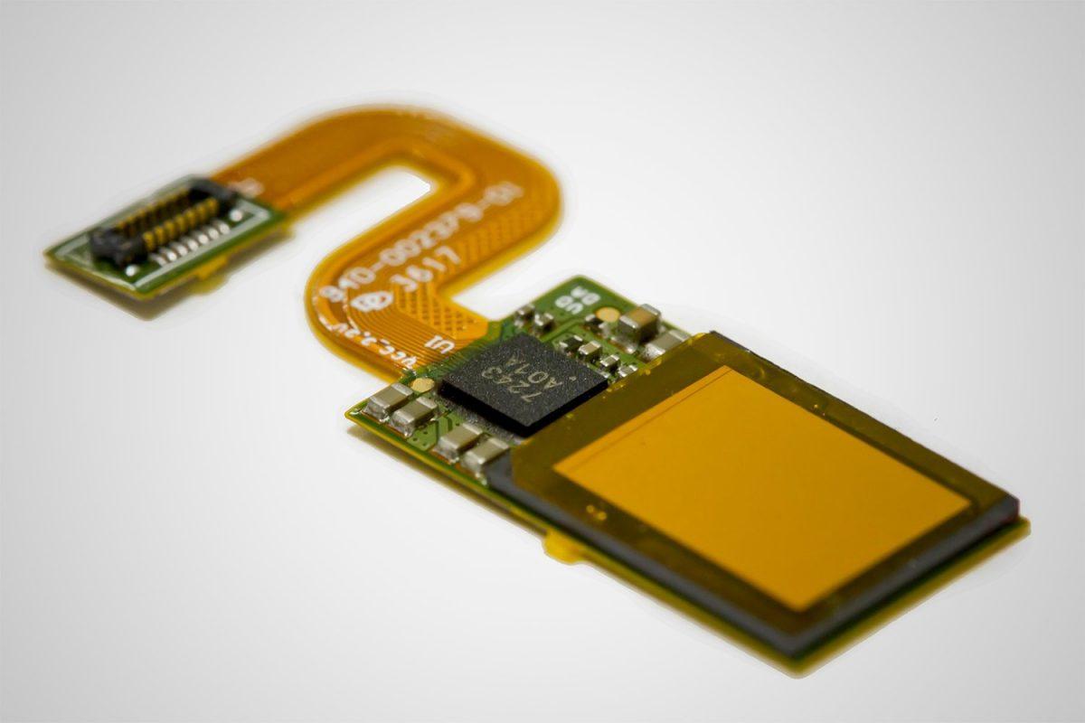 id synaptics sensor