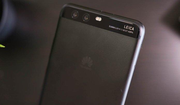Huawei P10 Plus-patch maj 2018
