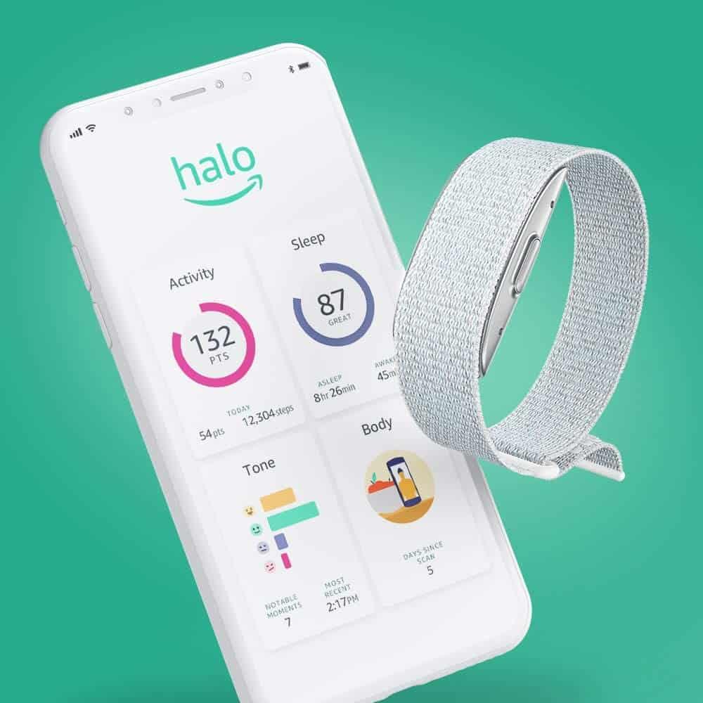 Amazon veröffentlicht das Halo Health and Fitness Tracking Device ...