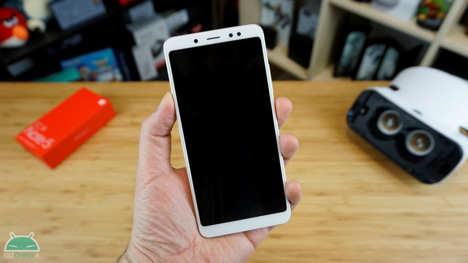 Xiaomi Redmi Note 5 3/32 GB - Banggood
